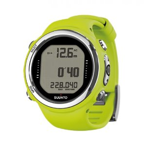 SUUNTO New D4I LIME