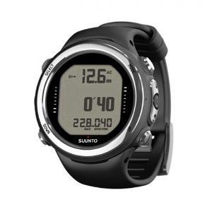 SUUNTO New D4I BLACK